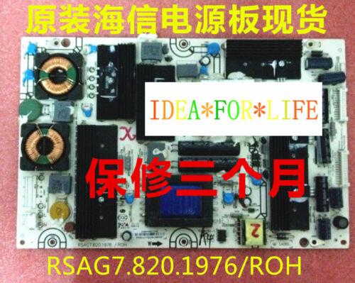Original Hisense LED42T29GP LED55T29GP Power Board RSAG7.820.1976//ROH #T2348 YS