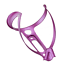 Supacaz Cycling Purple Ano Fly Water Bottle Cage 18g