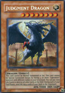 Yugioh-MP-Judgment-Dragon-LODT-EN026-Secret-Rare-1st-Edition-Moderately-P