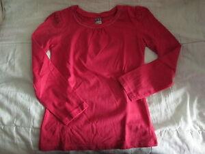 Tee-shirt-Rose-ML-T8ans-marque-Tape-a-L-039-oeil-NEUF