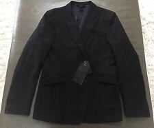 NWT Rag & Bone Handmade X Nikke Japan Mens 42 Slim Notched 100% Wool Jacket $895
