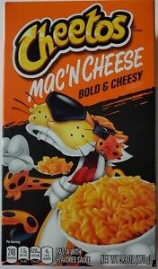 NEW-CHEETOS-MAC-039-N-CHEESE-BOLD-AND-CHEESY-FLAVOR-5-9-OZ-BOX-FREE-WORLD-SHIPPING