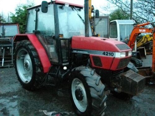 Caso 3200 y 4200 tractores de la serie-Taller//Servicio//Reparación Manual.