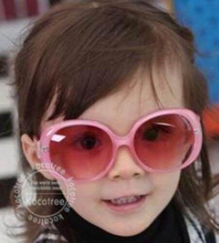 Children Boys Girls Kids cool Fashion sun beach UV 400 protection sunglasses