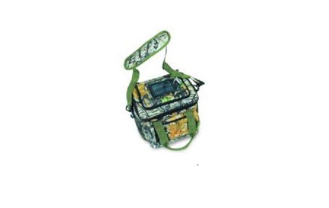 Quantum Radical Custodia Camou piccolo pannello solare solare cella solare Bag Borsa Angel