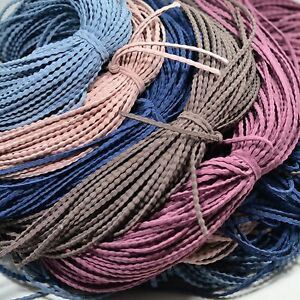 10 Meters Elastic Cord Stretch Thread String 3mm For Sewing Hair