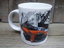 Speed Freaks Terry Ross 1955 55 Chevy Gasser Ceramic Mug Box Country Artist 2005
