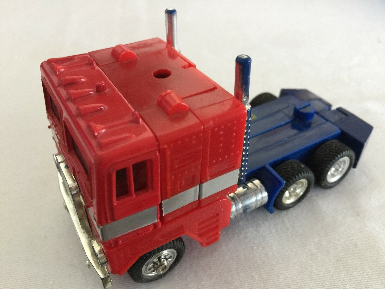 Transformers G2 1992 OPTIMUS PRIME loose CAB figure hasbro