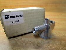 Binks 54 3348 Paint Gun Head Valve 553348