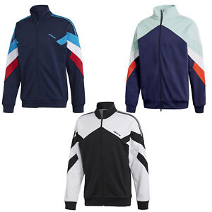 Adidas-Original-Palmeston-Piste-Veste-Top-de-Survetement-Sport