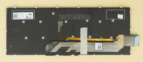 For DELL Inspiron 5568 5578 5368 5378 2 in 1 Keyboard Backlit Italian Tastiera