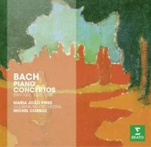 Maria-joao-Pires-And-Michel-Co-Bach-Keyboard-Concertos-Bwv-NEW-CD