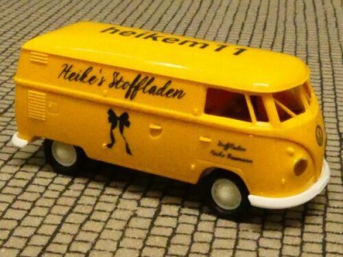 1//87 Brekina # 1888 VW T1 b Heikes Stoffladen SoMo SONDERPREIS 15,90 €