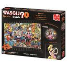 Jumbo 1000pc Jigsaw Puzzle Wasgij Back to Basics