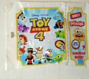 TOY-STORY-4-Minis-SERIES-3-Disney-Mystery-Figure-Blind-Bag-Brand-New-Sealed