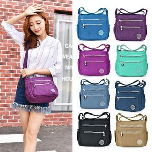 Fashion-Waterproof-Women-Messenger-Bag-Ladies-Handbag-Crossbody-Shoulder-Bag