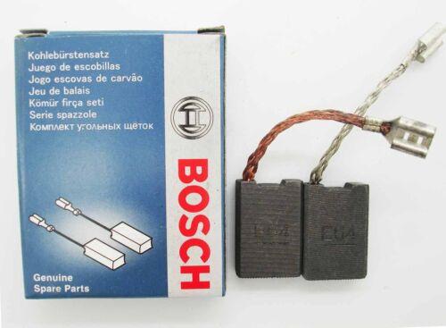 Bosch Echt Kohlebürsten Gws 24-230 B Bv Bx H Gws 2000 Gws 24-300 Bs2g