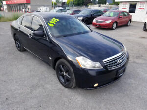 INFINITI M45 SEDAN *** BLACK on BLACK *** FULLY LOADED $6995