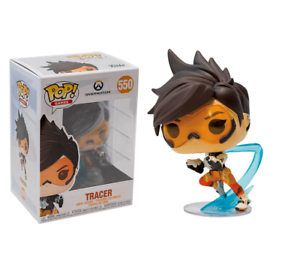 Overwatch Vinyl Figure Tracer 550 Funko Pop