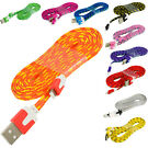 Noodle Rope Charger Cable Cord 6FT
