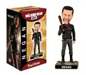 Royal Bobbles The Walking Dead Negan Collectible Bobblehead Figure