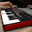 Akai-Professional-MPK-Mini-MKII-25-Key-USB-MIDI-Keyboard-amp-Drum-Pad-Control miniature 5