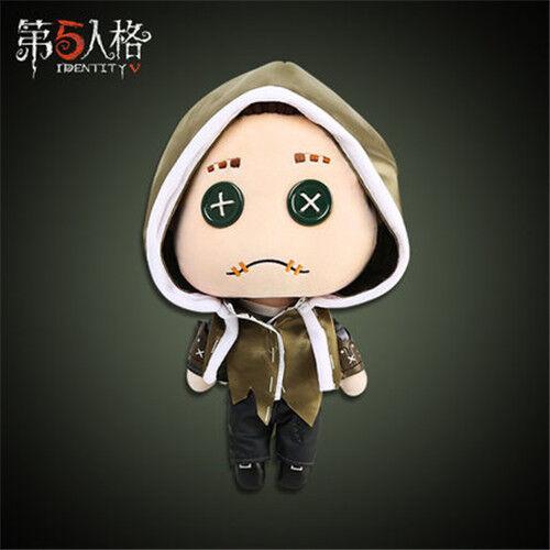 Identity V Survivor Mercenary Nabb Cosplay Plush Toy Doll Clothing Game