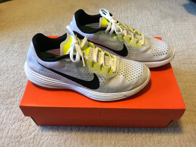 tornillo grieta Están deprimidos  Size 8.5 - Nike Lunaracer 4 White for sale online | eBay