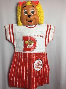 Image Is Loading Vintage Get Along Gang Dottie Dog Halloween Costume