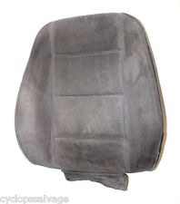 BMW OEM E36 COMPACT TI GREY CLOTH FRONT SEAT BACK REST UPPER 318TI 52108187961
