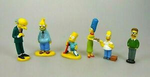 The-Simpsons-6-Figuren-Set-Sammelfiguren-Homer-Marge-Bart-Grandpa-Mr-Burnes