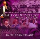 in The Sanctuary 0810775010797 by Temple of Deliverance Women's Choir CD