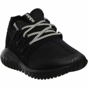 c8b72d7deec5 Image is loading adidas-Tubular-Radial-Sneakers-Black-Mens