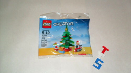 New Sealed PolyBag Christmas Stocking Stuffer LEGO 30286 Tree Free Shipping