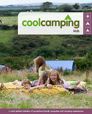 "1 of 1 - ""AS NEW"" Cool Camping: Kids, Jonathan Knight, Andrea Oates, Alexandra Tilley Lou"