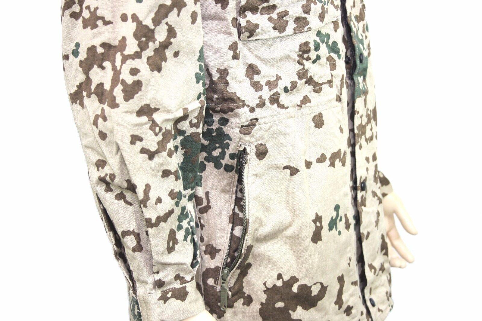 BW original ejército alemán chaqueta tropical wüsterntarn campo Parka Parka Parka pescar gotcha... 1da0fc