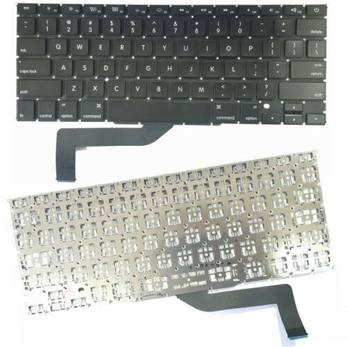 US ENGLISH Layout Laptop Keyboard Apple MacBook Pro 15 Retina A1398 2012-2015
