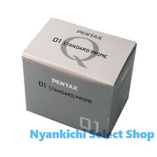 Pentax 01 Standard Prime 8.5mm F/1.9 for Q-Series Camera Lens Japan New