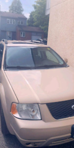 Ford 2007 Freestyle