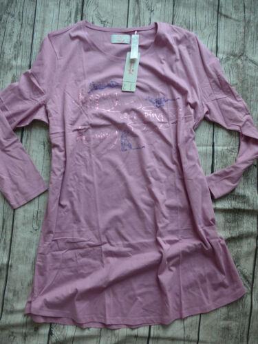 48 464 Triumph Sleepshirt Nachthemd Bigshirt Damen rosa Gr