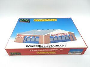 Hornby-Roadside-Restaurant-Kit-Boxed-OO-HO-Used-see-description