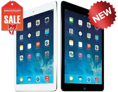 NEW Apple iPad Air 1st Wi-Fi I 16GB 32GB 64GB or 128GB I GRAY SILVER