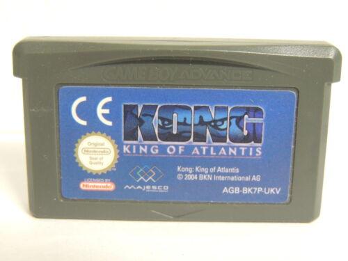 1 von 1 - GBA Kong King of Atlantis