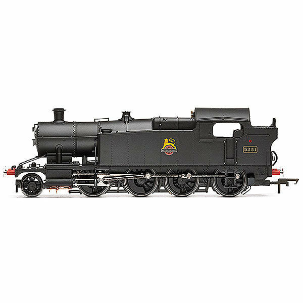 HORNBY Loco R3463 BR 2-8-0 '5231' 52xx Class - Early BR