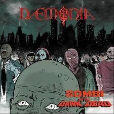 DAEMONIA: Zombi - Dawn of the dead; comes in digipak BLACK WIDOW RECORDS CD Neu