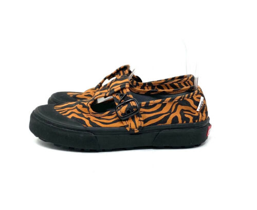 Vans x Ashley Williams Tiger Mary Janes Women's Si