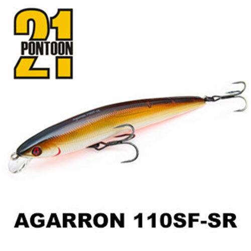 PONTOON21 Agarron 110SF-SR