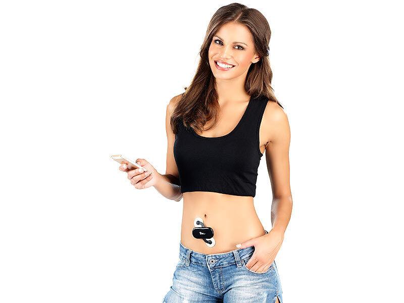 Electro Stimulator Blautooth Massage Akupunktur-app smartphone   neu