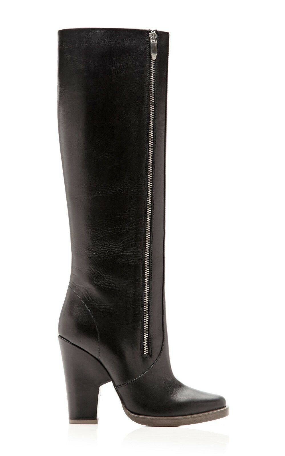 Theyskens' Theory Eames Atello Leather Boot Tall Boots Sz 36 NWB  995