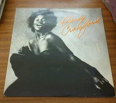 Randy Crawford - Now We May Begin (Vinyl Record LP) SS